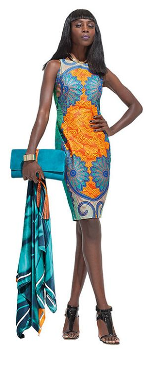 Love Vlisco lookbooks? All the lookbooks are are available on the blog..
