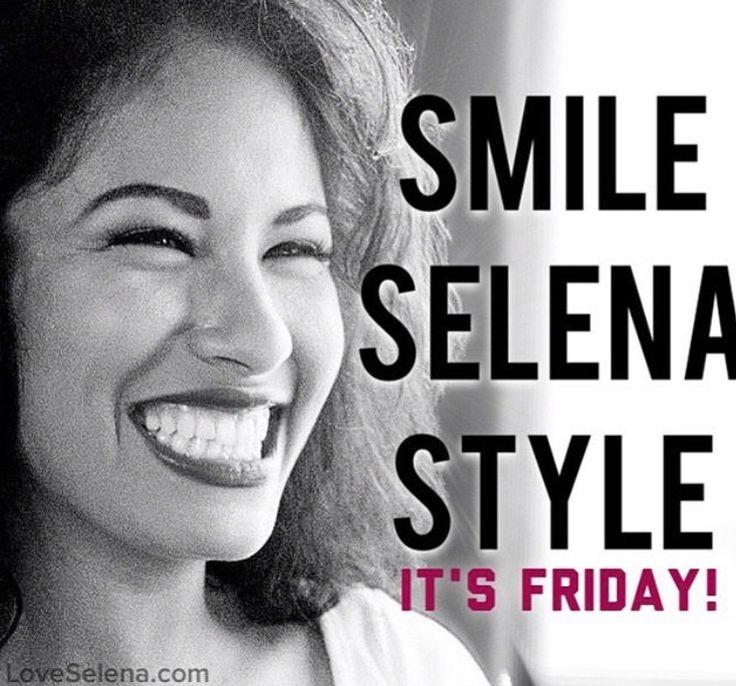 Selena post