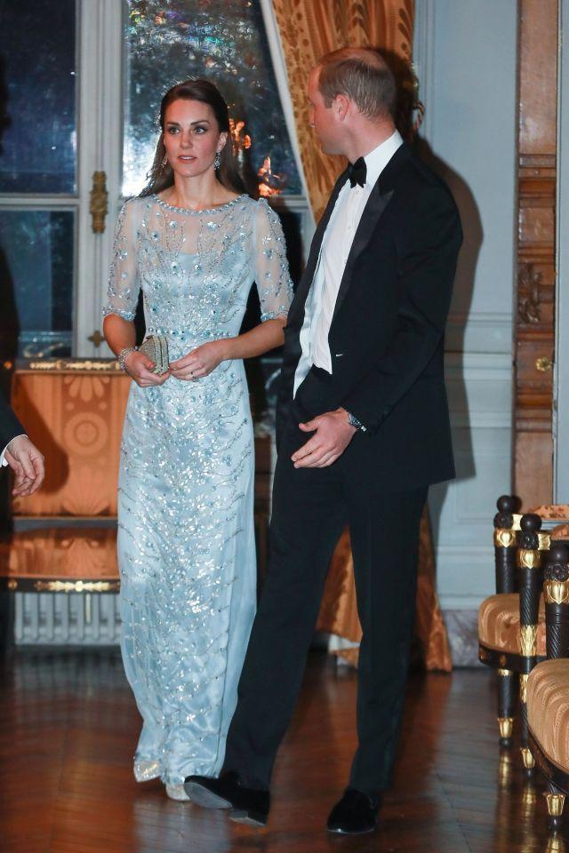 Rozprávkovo krásna! Vojvodkyňa Kate róbou všetkým vyrazila dych: Princ William na nej mohol oči nechať | Casprezeny.sk