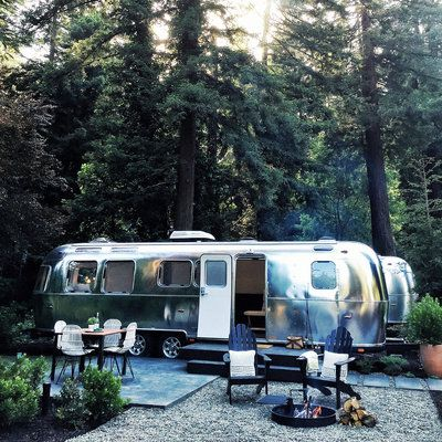 1000 images about airstreams on pinterest unique hotels for Airstream rentals santa barbara
