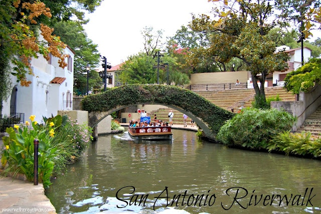 Rio San Antonio Cruises River Tour ~ San Antonio, Texas - R We There Yet Mom?   Family Travel for Texas and beyond...