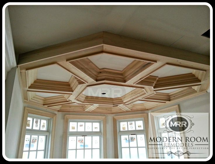 octagon coffered ceiling coffered ceilings pinterest
