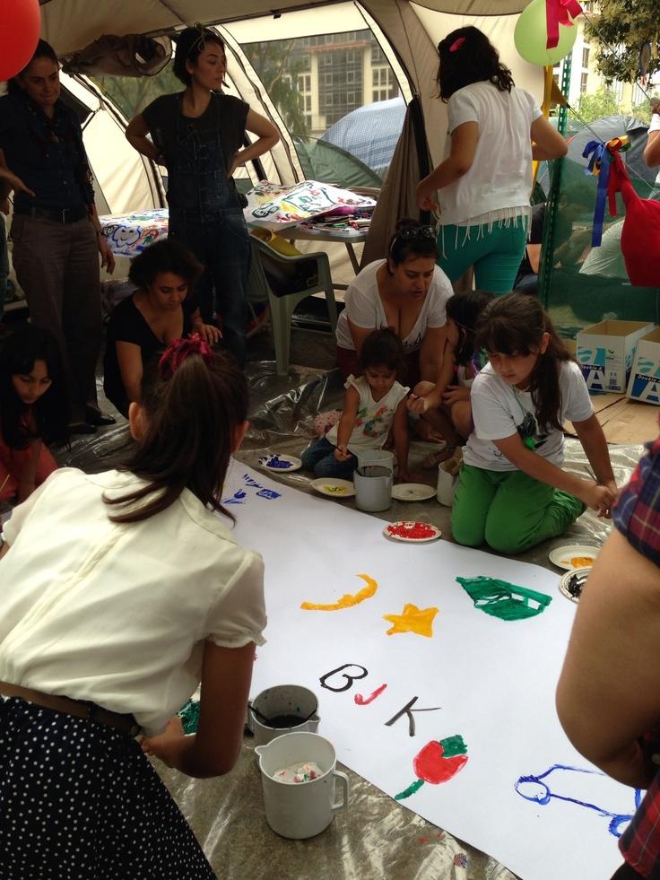 OccupyGezi/Istanbul