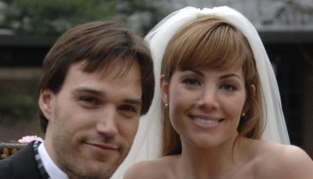 Erica Durance married wes parker