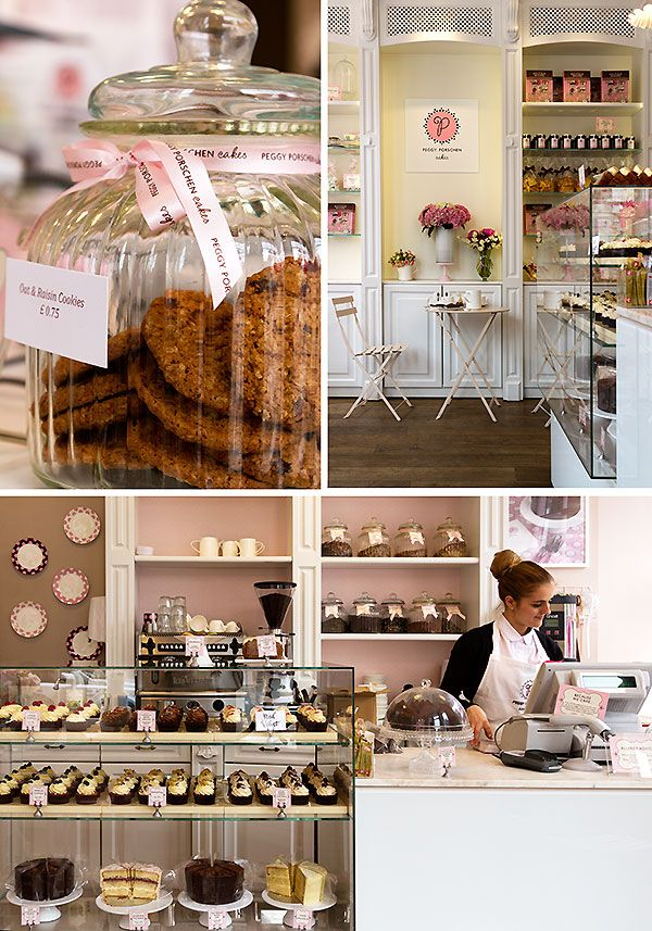 Peggy Porschen Parlour, London | www.strudelandcream.com