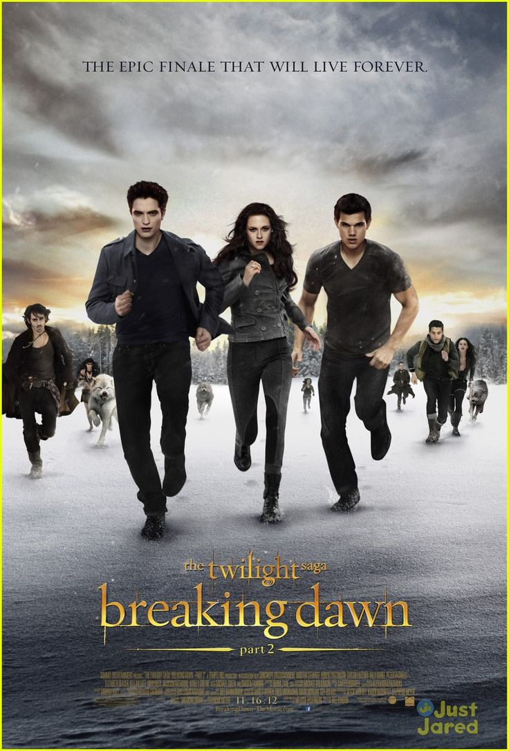 twilight my favorite movie The twilight saga: new moon also has  lautner won favorite breakout movie actor at the 35th people's choice awards although it began after the release of the .