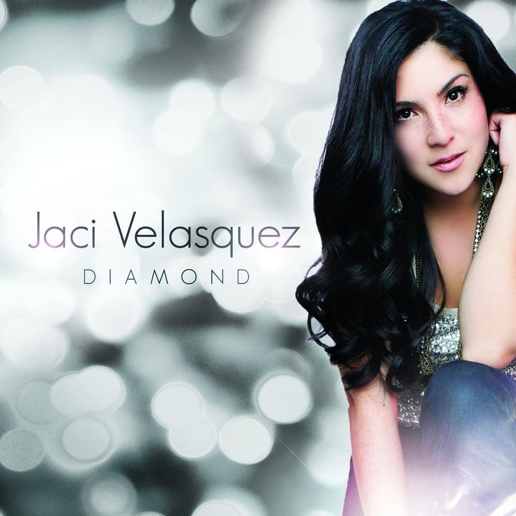 U.S. singer, interpreter of contemporary Christian music and Latin pop in English and Spanish. Has Spanish descent, Mexican, French and Scottish. When she was ten years old, his parents decided to leave Houston to tour the country with Christian music. On that tour, Jaci began singing Christian steps. Diamond is the fourteenth studio album http://www.goear.com/listen/7d93162/con-el-viento-a-mi-favor-jaci-velasquez: Favorite Singers, Jaci Velasquez, Album, Christian Music, Favorite Musicians, Fellow Musicians, Products, Music Artists, Diamonds Jaci