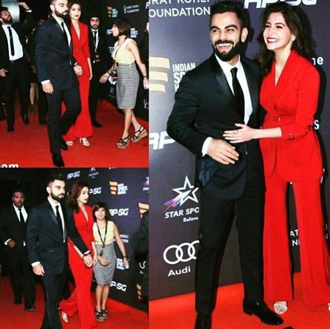 Anushka Sharma is not just on Virat Kohli's heart, she is now also a part of his Instagram profile pic! – CircleOfBollywood