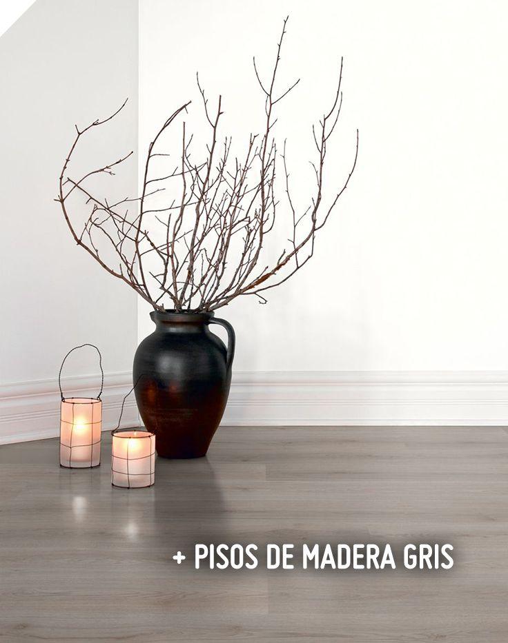 17 mejores ideas sobre pisos de madera gris en pinterest for Pisos de madera color gris