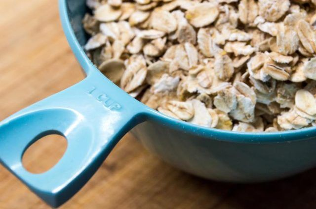 Quaker Rolled Oats Nutrition