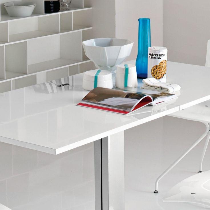 Delumu mesa de cocina cuadrada abierta de cerca delumu - Mesa cocina cuadrada ...