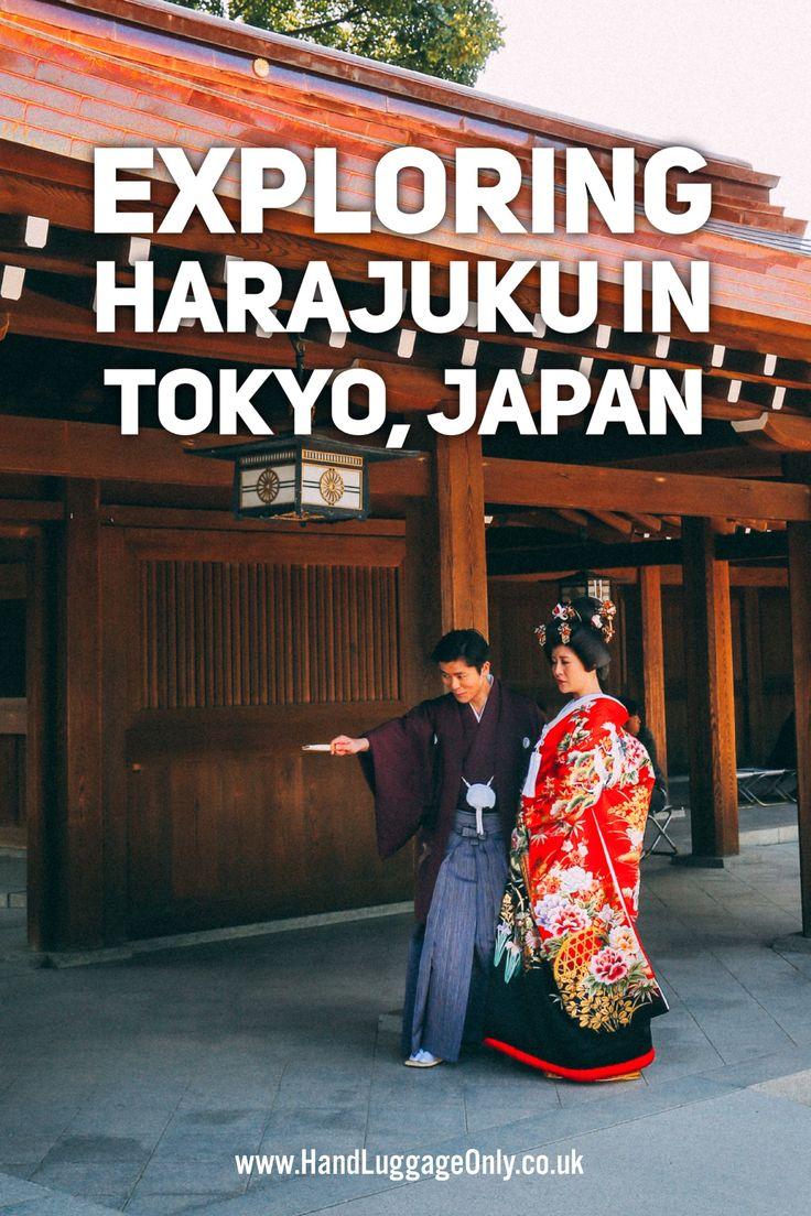 Tokyo Day Two - Harajuku, Meiji Shrine And Yoyogi Park's Cherry Blossoms (1)