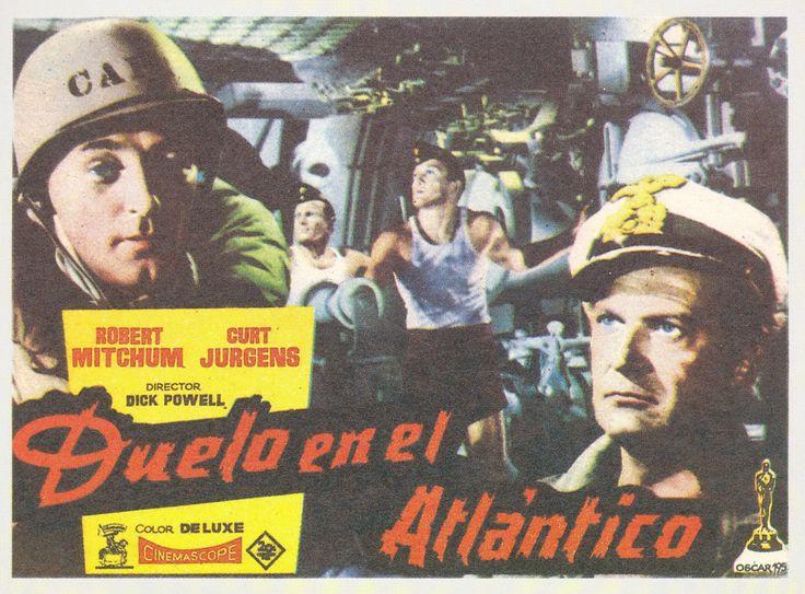 Duelo en el Atlántico - The Enemy Below