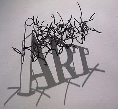 Larry Kagan, shadow art