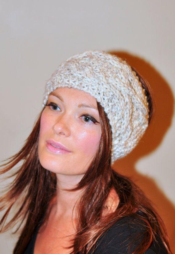 Ear Warmer Crochet Headband Knit Head wrap Braided Earwarmer Wheat Beige Christmas Gift under 50  – cintillos y gorros