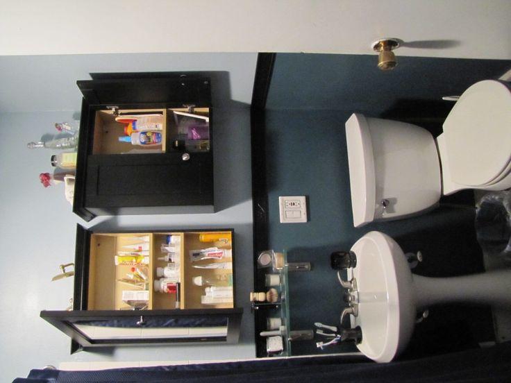 Bathroom Over The Toilet Storage Ideas