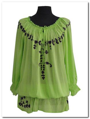 FSTE Casual Cover Up Hipster Style Summer Time Top | Beach Wear Beach Fashion Bali