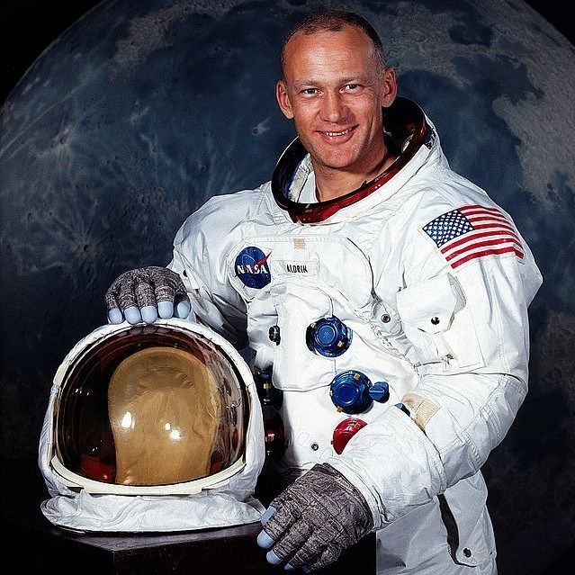 "edwin eugene buzz aldrin one of This day in aviation he was one of 14 members of nasa astronaut group 3 colonel aldrin edwin eugene (""buzz"") aldrin, jr, scd."