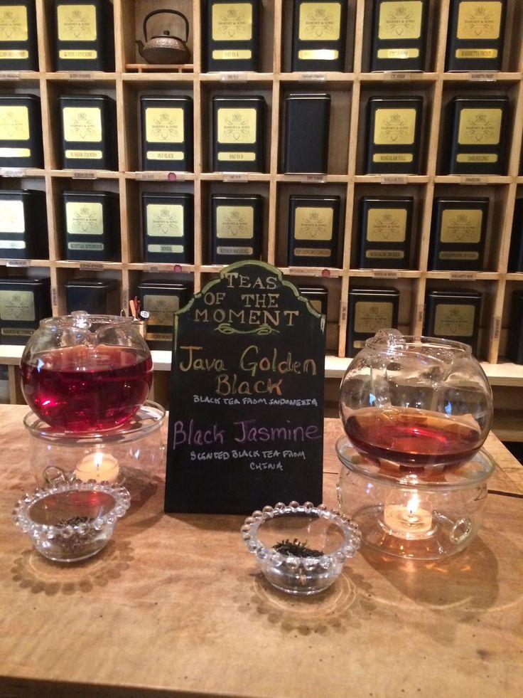 Tea Tasting Room @HarneyTea Millerton, NY via Janet Oliver (@JanetinDC)