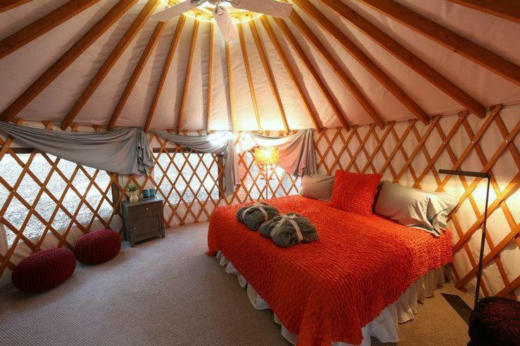 wellspring ranch yurt