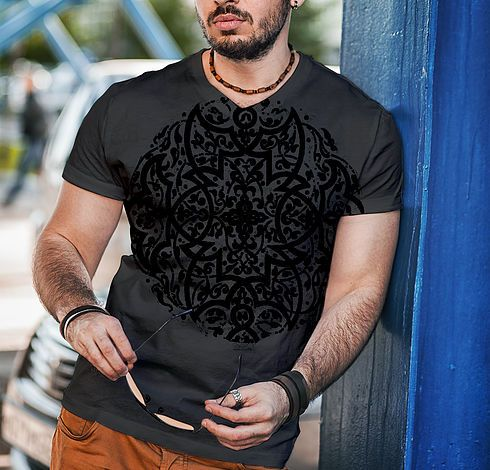 Mens' Fashion T-Shirt