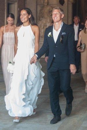 Casamento Schweinsteiger Ivanovic (Foto: Getty Images)