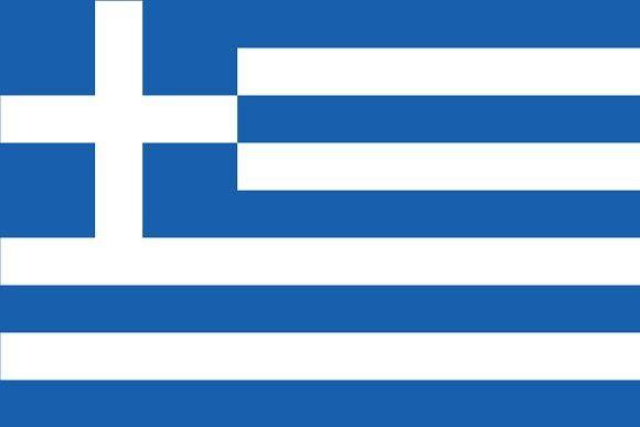Vector of Greek flag.