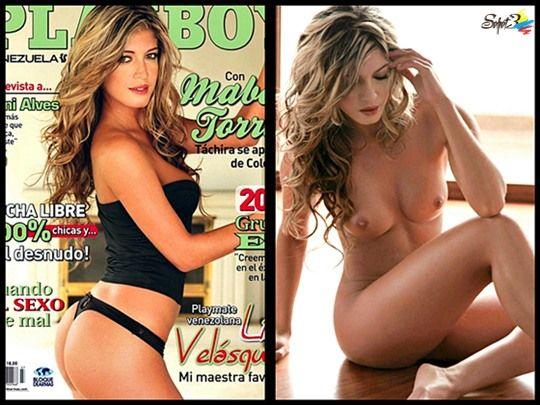 Modelos desnudas y semidesnudas más impactantes