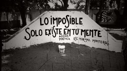 Nada es imposible....solo lo es, si tu lo crees!! #barbarayjosem #buenosdias #haciendoloimposibleposible