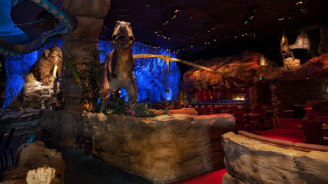T-Rex Restaurant, Downtown Disney
