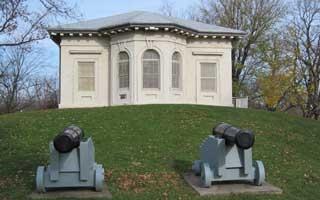 Hamilton Military Museum at Dundurn National Historic Site