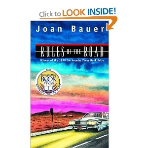 Rules of the Road- Joan Bauer