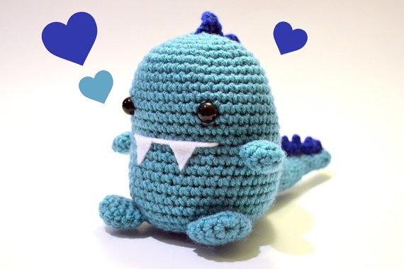 http://www.etsy.com/treasury/MTg5MDkzMzh8MjA3MDI0OTQ4Nw/cuddle-me-cutie?index=2836: Crochet Fashion, Crafts Ideas, Amigurumi Dinosaurs, En Crochet, Crochet Amigurumi, Dragon Crochet, Amigurumi Dragon, Ideas Amigurumi, Beautiful Crochet