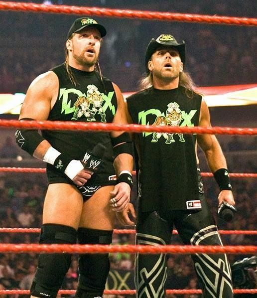 Pin by Michelle Worrell on DX | Shawn michaels, Stephanie
