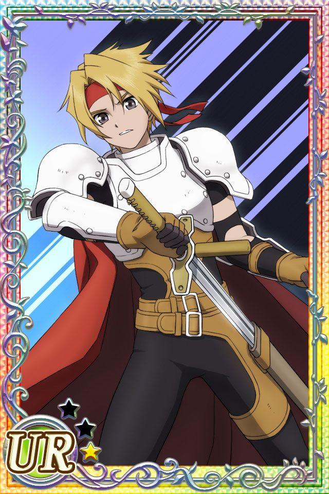 Cress Albane (6A) Tales of phantasia, Anime, Tales