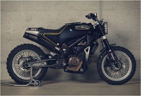Husqvarna Motorcycles have unveiled two new street models at the International motorcycle Expo EICMA, in Milan. The 401 VITPILEN and 401 SVARTPILEN were inspired by the rebellious spirit of the golden age of the brand in the 60s and 70s, these concept machines are true Husqvarna – high quality m