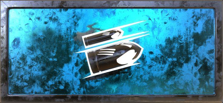ArtStation - Buck's Icon 3D - Rainbow Six Siege, Ninb Adam