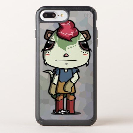 Doshinn the Rat Speck Case - click/tap to personalize and buy