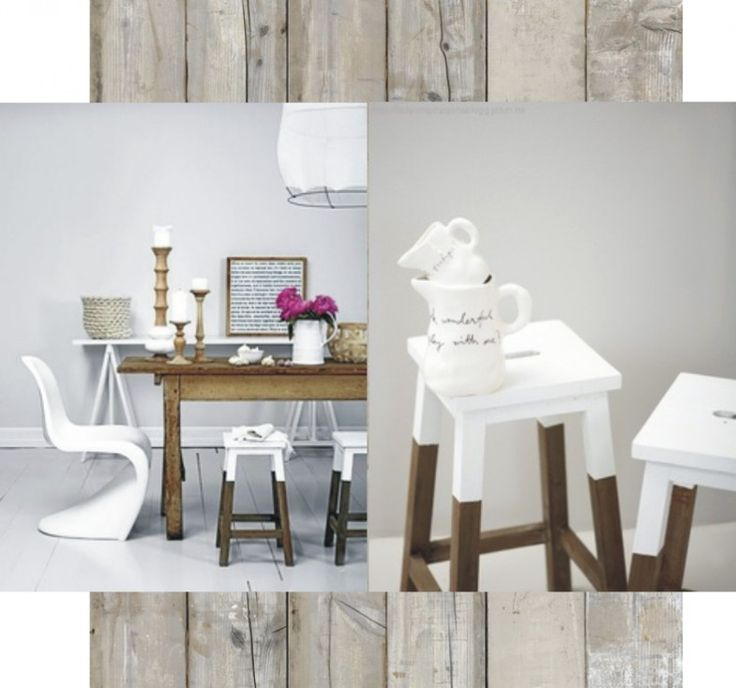 Stylen met krukjes en bankjes blog thuis met moon op for Interieur inspiratie blog
