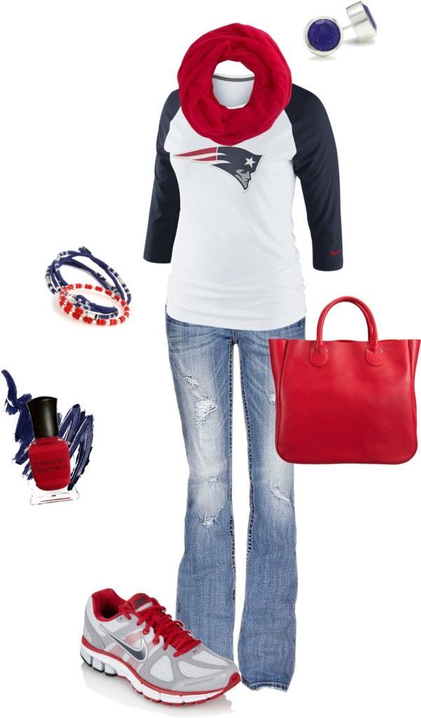 """""""Patriots"""" by kristen-ahl on Polyvore"""