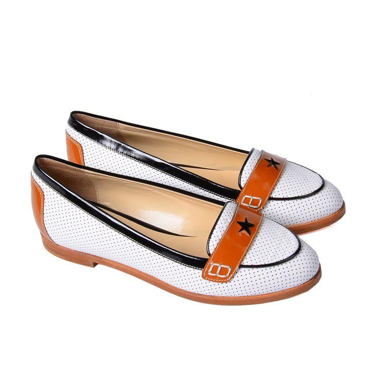 Sandales plates C.PETULA cuir irisé doré 36 iOBXXH7m