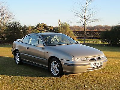 Vauxhall Calibra v6