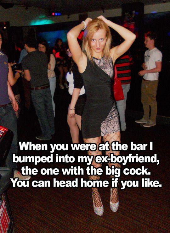 nightclub blowjob