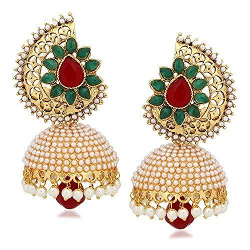 VVS Jewellers Red & Green Stone Indian Bollywood Gold Pla... https://www.amazon.ca/dp/B072KKM8VN/ref=cm_sw_r_pi_dp_x_nJ6rzb8EMWSHM