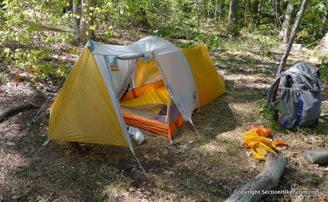 Big Agnes Bitter Springs UL1 Tent Review   Tent reviews, Big