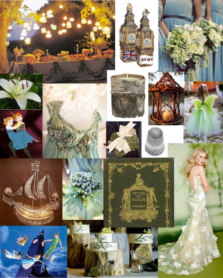 Matrimonio Tema Peter Pan : Mejores ideas sobre boda peter pan en pinterest