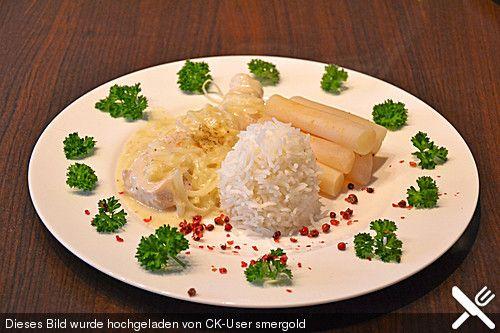 Zwiebel-Sahne Hähnchen (Rezept mit Bild) von Stetim | Chefkoch.de
