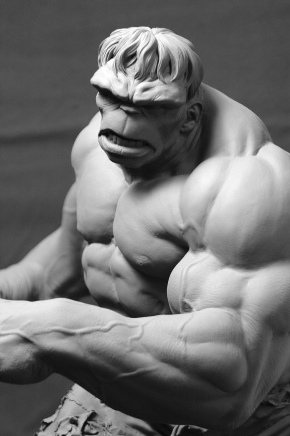 The Incredible Hulk 3 by ~MonsterPappa on deviantART