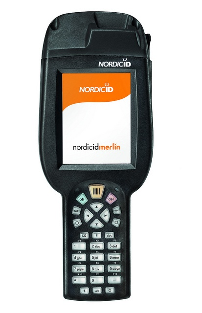 Nordic ID Merlin mobile computer