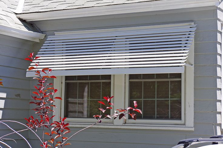 17 Best Images About Window Awnings And Shutters On